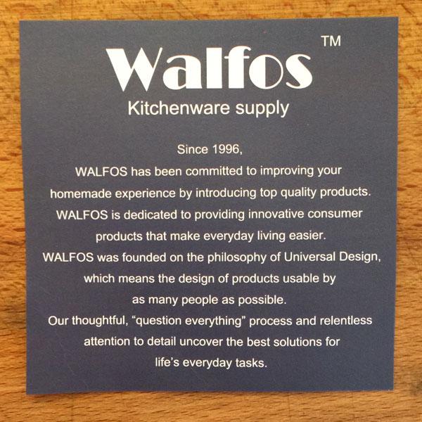 Walfos Silikonhandschuhe