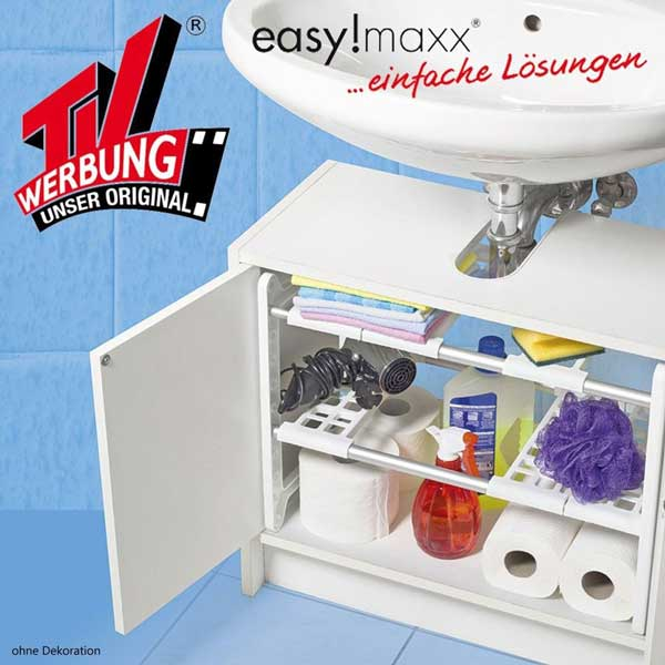 easy!maxx Unterschrankregal
